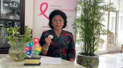 Tahun Baru 2021, Ini Pesan Ketua YKPI Linda Agum Gumelar